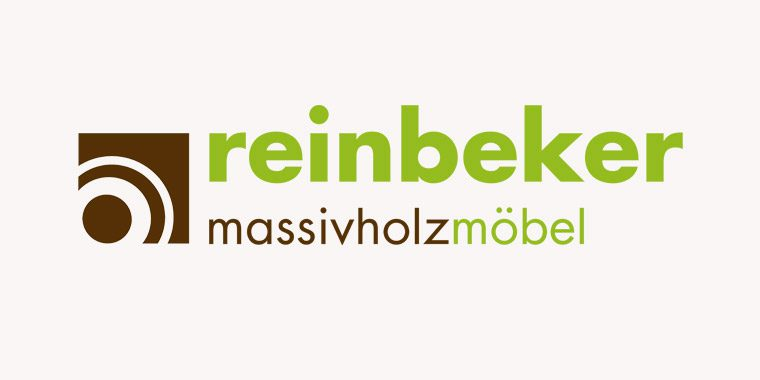 Reinbeker Massivholzmöbel, Corporate Design, Logogestaltung